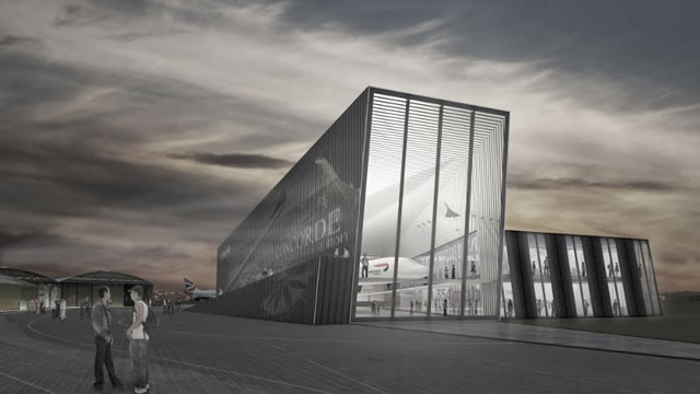 Concorde and aerospace centre project takes off for Focus Consultants and Purcell architects